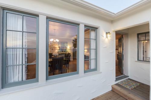 Okna pro pasivní dům